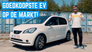 Seat Mii Electric review video rijtest