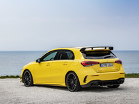 mercedes amg a 35 4MATIC 2018