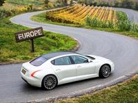 Chinese auto in Europa EV elektrisch