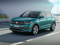 volkswagen t-cross official 2018