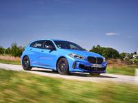 Rijtest BMW M135i 2019 viercilinder F40