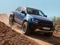 Ford Ranger Raptor rijtest