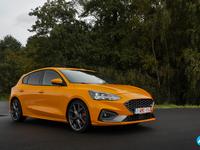 Ford Focus ST Ecoboost 2019 rijtest
