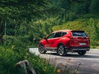 Honda CR-V Rijtest 2019