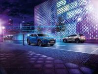 Lexus UX 300e (2019)