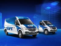maxus bestelwagen belgie ev80