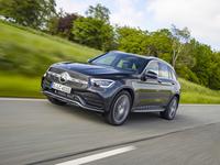 Mercedes GLC facelift rijtest 2019 diesel benzine