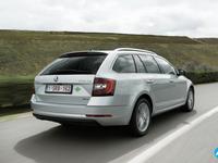 Skoda Octavia Combi G-TEC rijtest aardgas CNG review