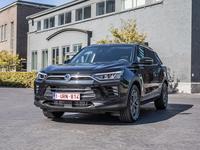 Rijtest SsangYong Korando diesel 2019