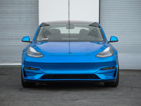 tesla model 3 bumper tuning