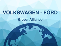 volkswagen ford global alliance