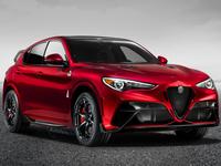 Alfa Romo Stelvio GTA plans randers