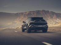 Aston Martin toekomst