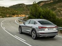 Audi E-Tron 2021 lader 22 kW