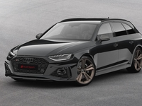 Audi RS 4 Bronze Edition 2020