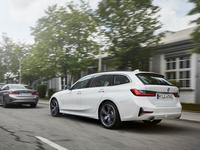 BMW 330e xDrive Touring Genève 2020