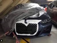 BMW 4 Reeks nieren 2020