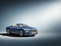 Bentley Continental GT Mulliner Convertible Genève 2020
