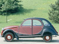 Citroën 2 CV Charleston