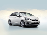 honda jazz 2020 official