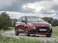Hyundai i10 N-line Review rijtest