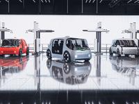 Jaguar Land Rover Vector Concept (2020)