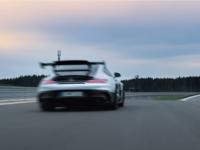 Mercedes-AMG GT Black Series video
