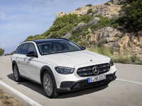 Mercedes E-Klasse facelift review rijtest 2020 All-Terrain