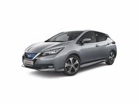 Nissan Leaf 2020 modeljaar update