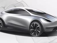 Tesla Hatchback Model 1