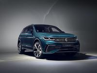 Volkswagen Tiguan facelift 2020