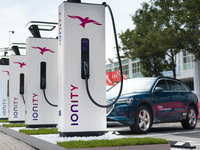 Ionity snellader prijs