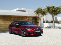 BMW Série 4 Gran Coupé officiel 2021 info