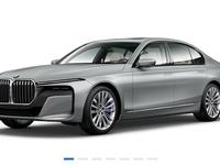 BMW Serie 7 Rendu factcheck