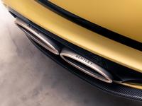 Bentley Akrapovic Continental GT Speed