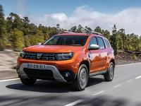 Dacia Duster facelift 2021