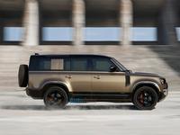 Land Rover Defender 130 Render