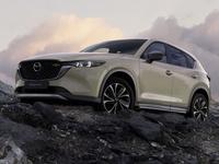 Mazda CX-5 facelift 2022