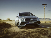 Mercedes GLE 300 d mild hybrid 2021