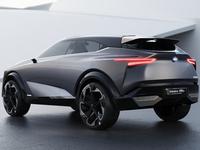 Nissan Leaf 2025 Crossover