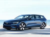 Volvo V60 Recharge render
