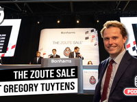 autofans podcast Gregory Tuytens Bonhams