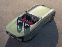 Aura British EV roadster concept