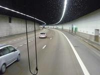 Trajectcontrole Craeybeckxtunnel Antwerpen actief