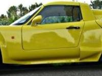 Vergeten Auto Edran Spyder Mk1