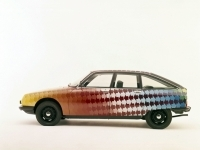 Ook Citroën had Art Car in de jaren '70