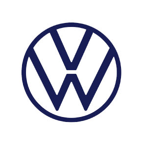 Volkswagen logo nieuw