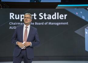 Audi Rupert Stadler
