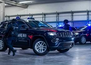 2018 jeep grand cherokee carabinieri