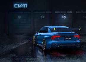 lynk co 03 cyan racing concept 2018